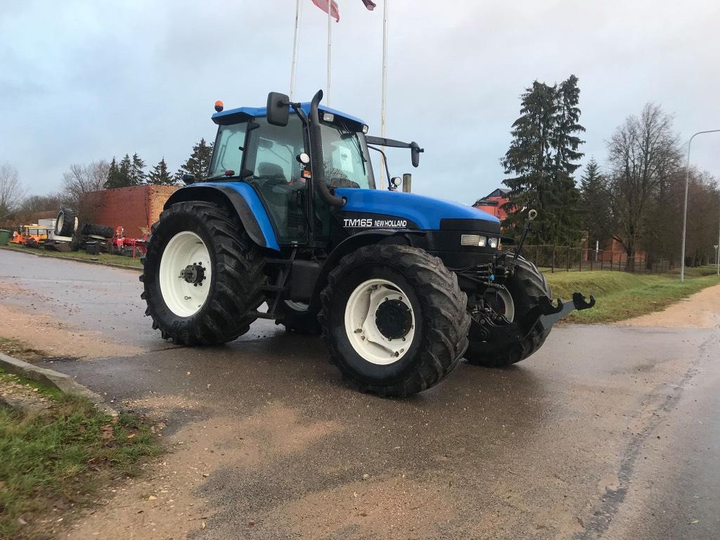 New Holland TM 165 SS Ultra, Traktori, Lauksaimniecība