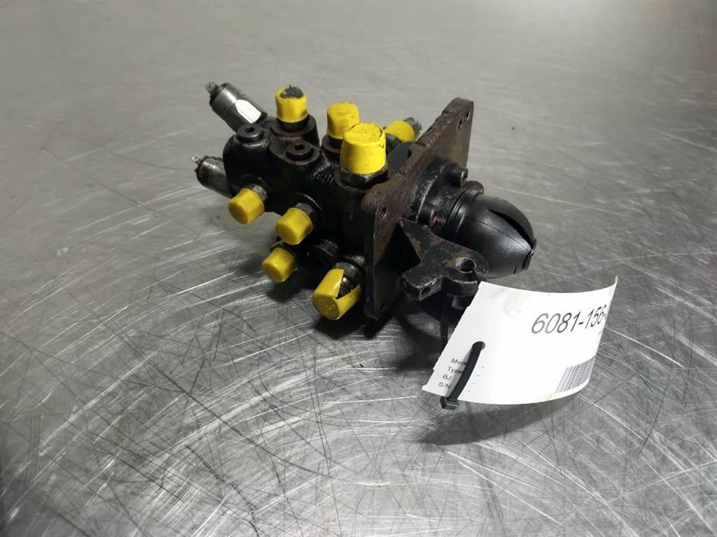 Ahlmann AZ 150 - Power brake valve/Remventiel