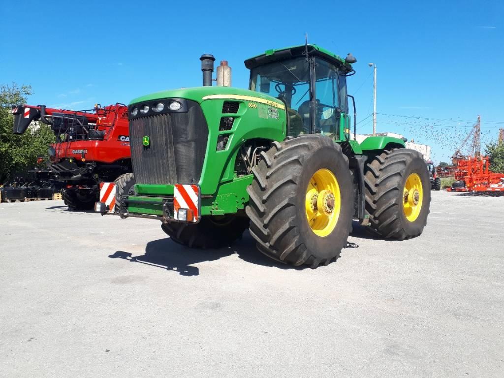 John Deere 9630, Tractoare, Utilaje agricole