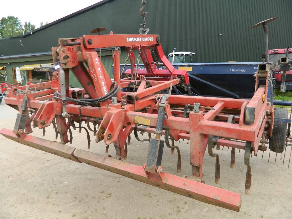 Doublet-Record 3, Kombinētās sējmašīnas, Lauksaimniecība