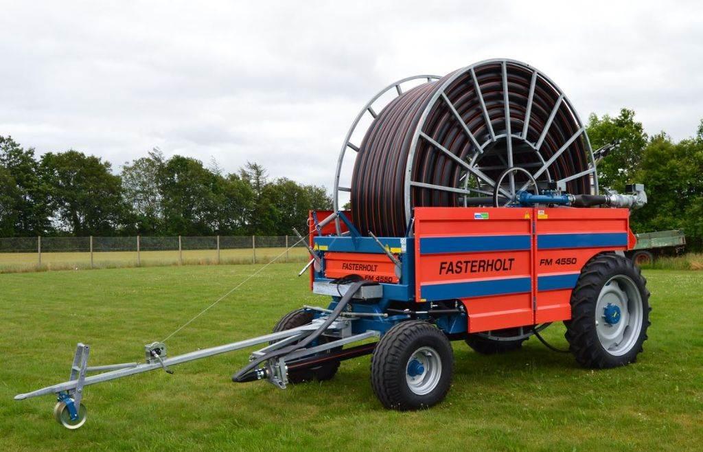 Fasterholt FM 4550, Irrigation systems, Agriculture