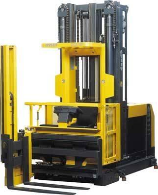 Atlet DCR150 AC1050 DT160 SG/SF Kombitruck, Smalgangstruck, Truck