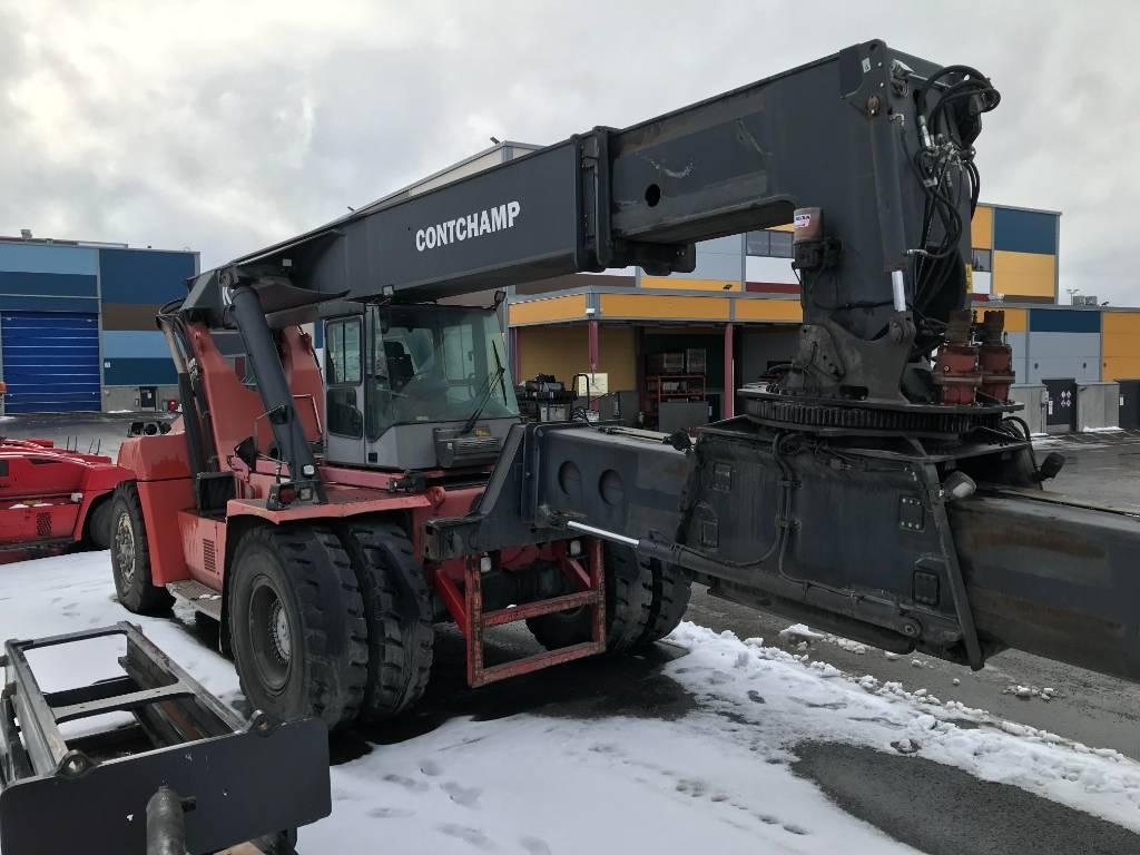 Kalmar DRF450-60S5X, Reach-Stacker, Flurförderzeuge