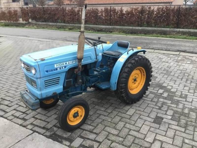 [Other] 0015 Ford Hokkaiford E14 Tractor Traktor Tracteur, Tractoren, Landbouw