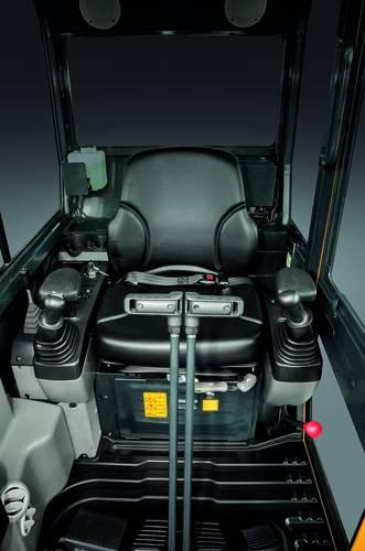 Hyundai R18-9AK Steg V motor, Minigrävare < 7t, Entreprenad