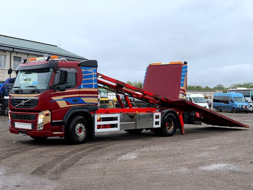 Volvo FM330, Autoveokid, Transport