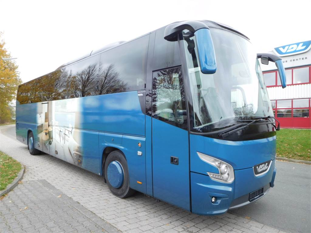 VDL FHD2 129/410, Coaches, Transportation