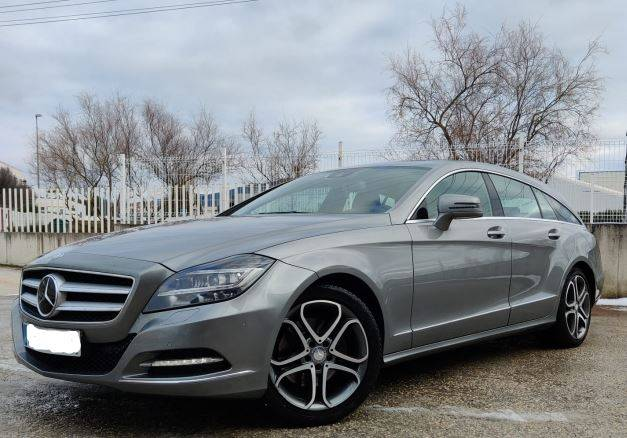 Mercedes-Benz CLS350, Coches, Transporte