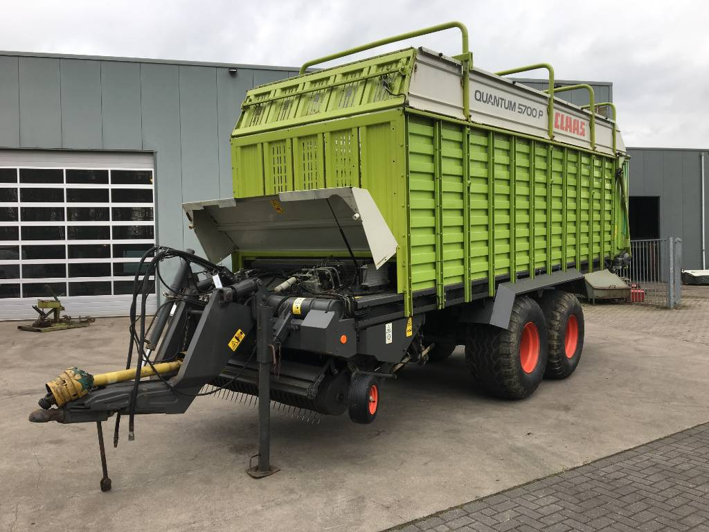 CLAAS Quantum 5700, Speciality Trailers, Agriculture