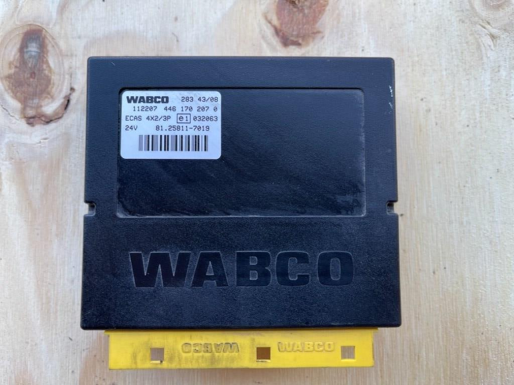 MAN WABCO ECAS 4X2 (P/N: 81.25811-7019), Elektronik, Transport