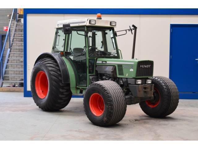 Fendt 280 SA, Tractoren, Landbouw