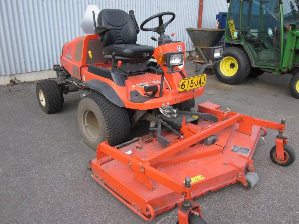 Kubota F3680-EC F3680-EC, Traktorit, Maatalouskoneet
