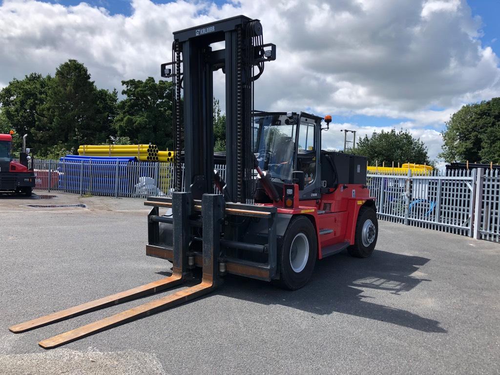 Kalmar ECG160-6, Electric forklift trucks, Material Handling