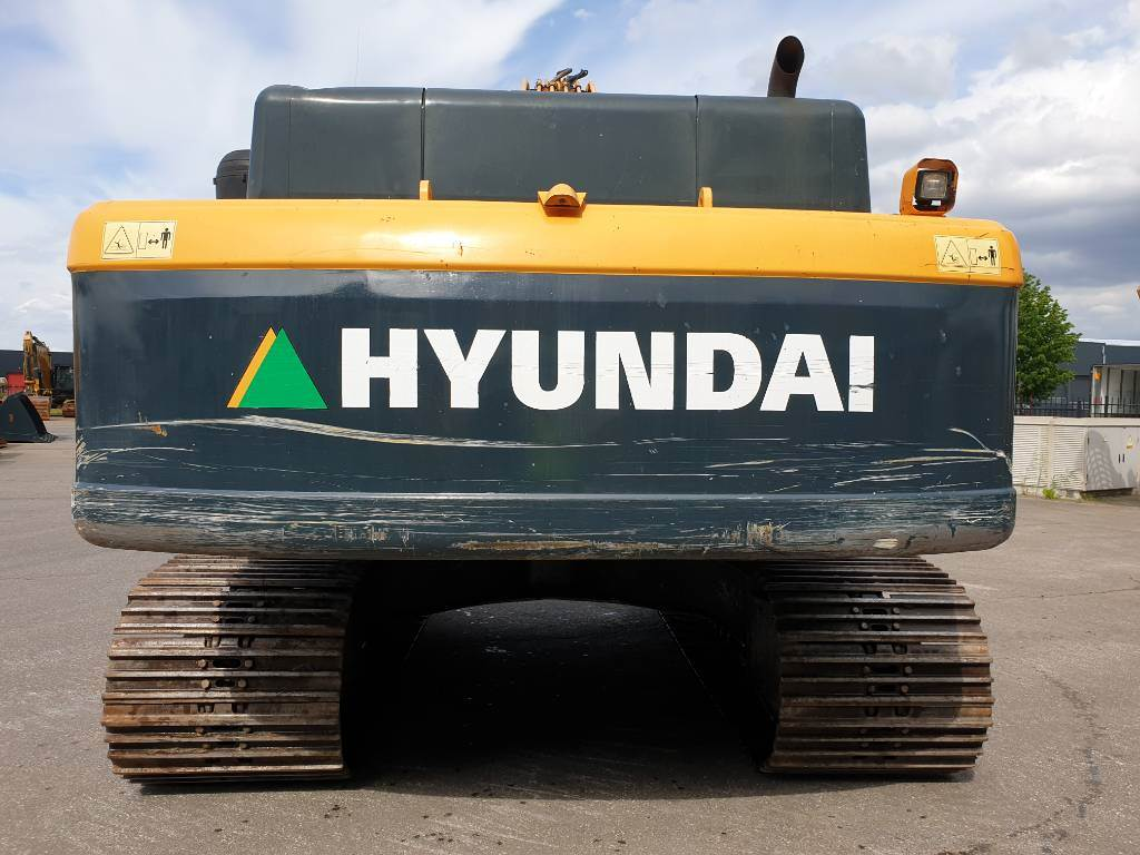 Hyundai Robex 330LC-9 A, Crawler Excavators, Construction Equipment