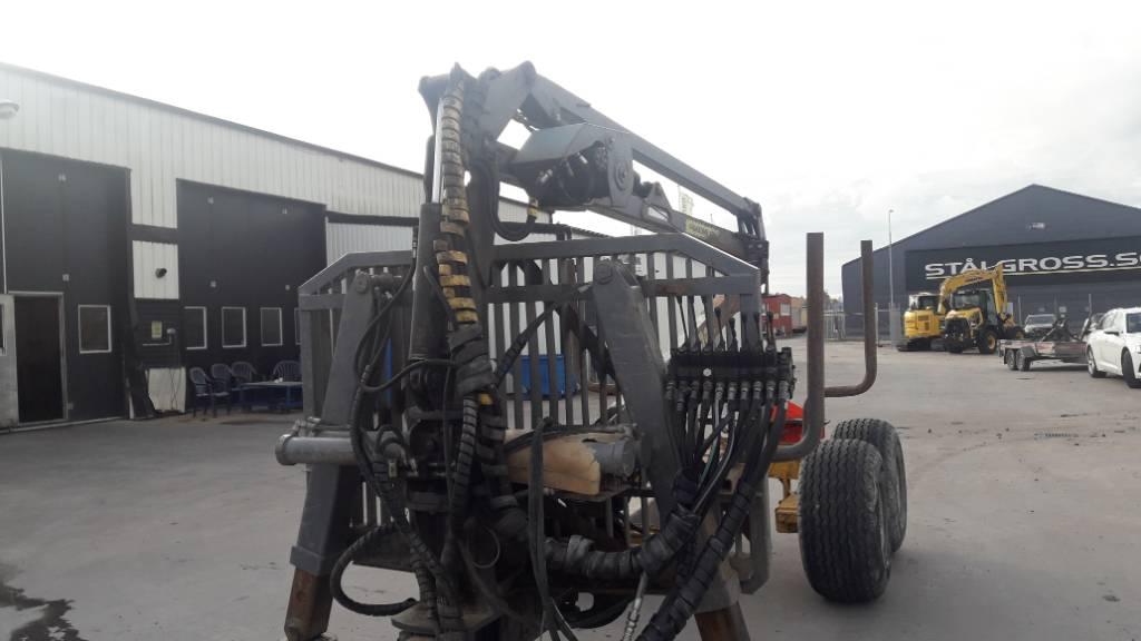 Mowi 250, Övriga vagnar, Lantbruk