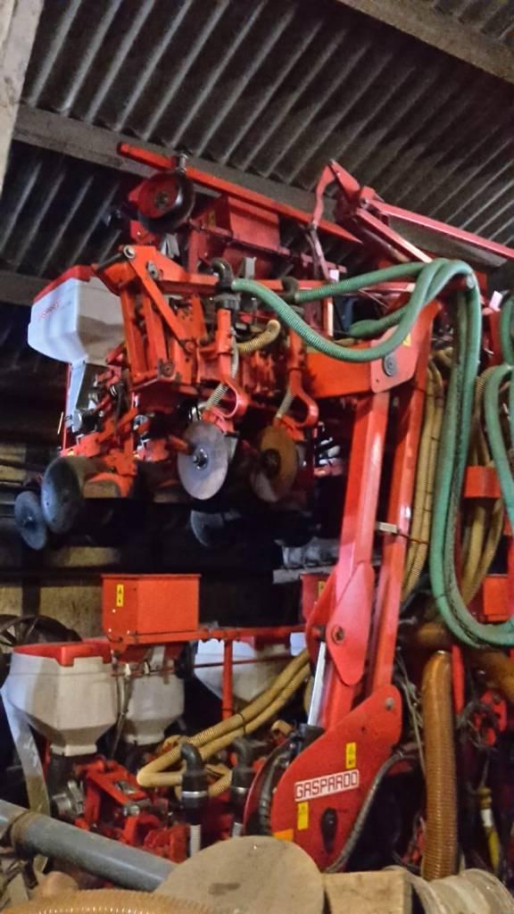 Gaspardo maiszaaier 12 rijen, Zaaimachines, Landbouw
