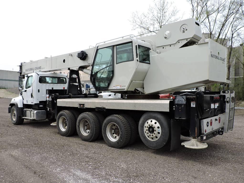National Crane NBT40: Swing Seat, Crane Parts and Equipment, Construction Equipment