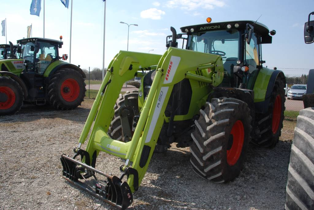 CLAAS Arion 650 CIS, Traktorid, Põllumajandus