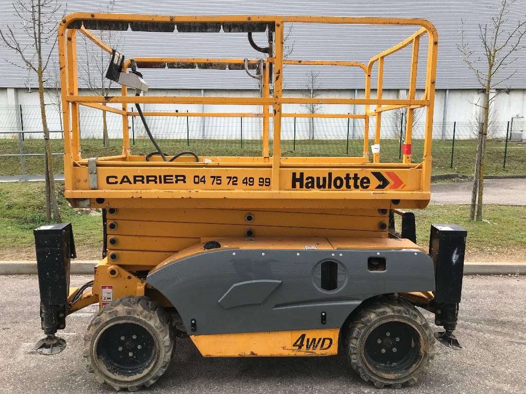 Haulotte Compact12 DX, Scissor Lifts, Construction Equipment