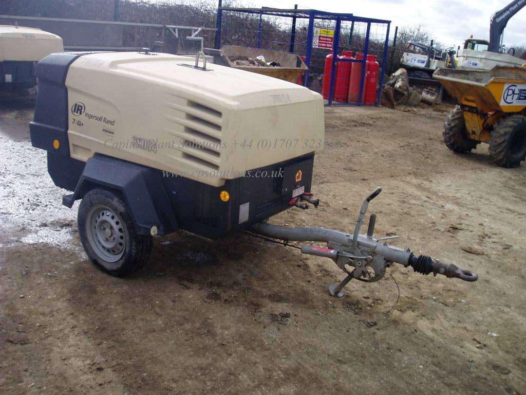 used ingersoll rand 7 41 compressors year 2011 price 5 644 for sale mascus usa