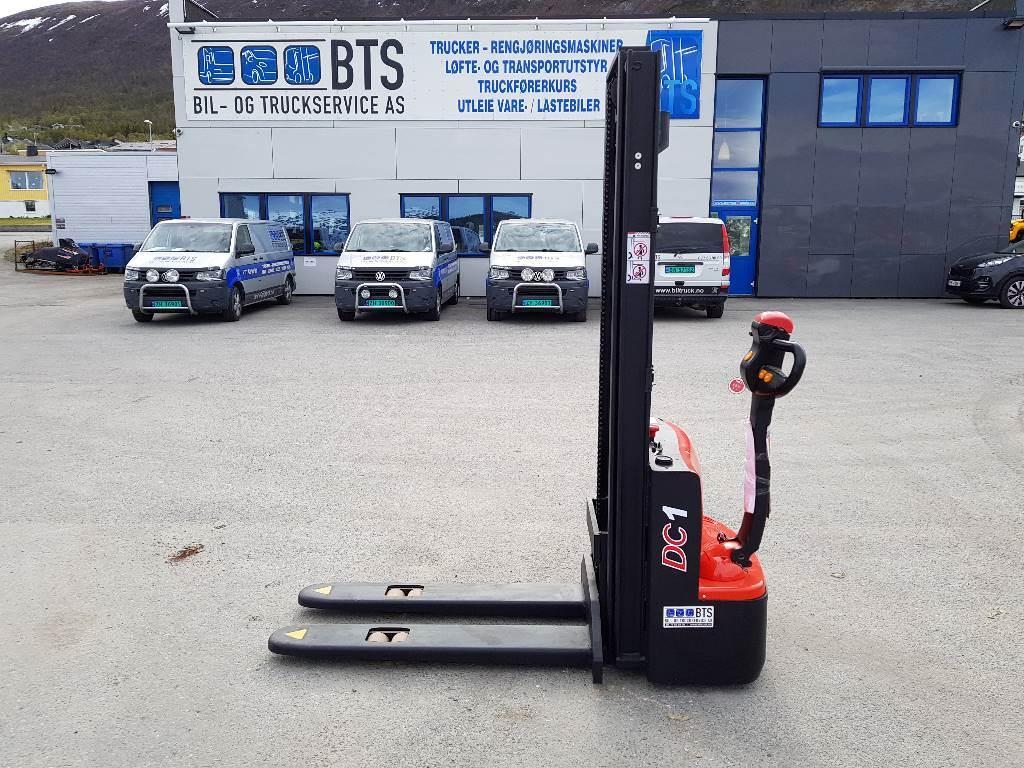 Heli CDD10-070 M300 ledestabler (SOLGT), Ledestablere, Truck