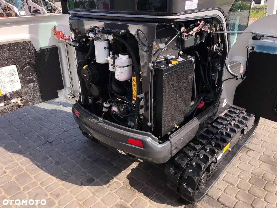 Bobcat E 19, Mini digger, Construction Equipment