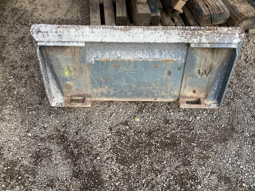 Wacker Neuson 501 S, Kompaktlader, Baumaschinen