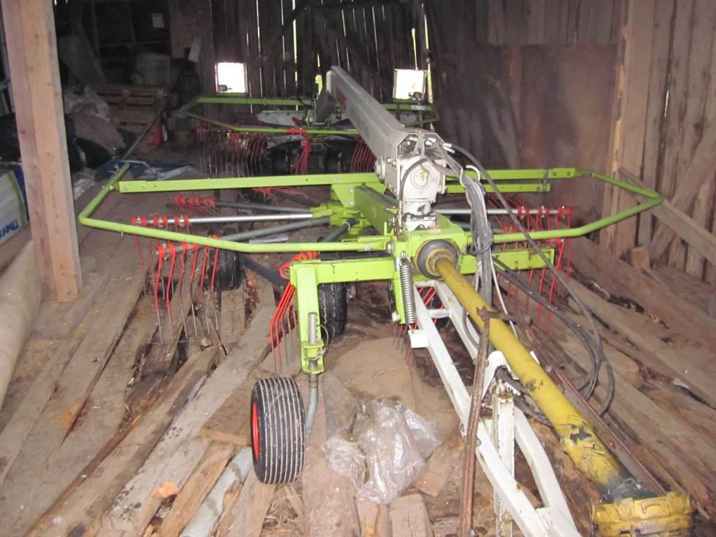 CLAAS LINER 650 TWIN, Muut maatalouskoneet, Maatalouskoneet