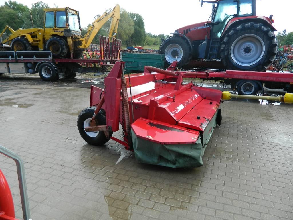 JF GMS 2800, Pļaujmašīnas, Lauksaimniecība