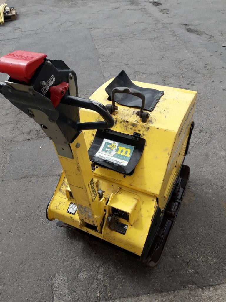 Bomag BPR 100/80 D, Vibrationsgeräte, Baumaschinen