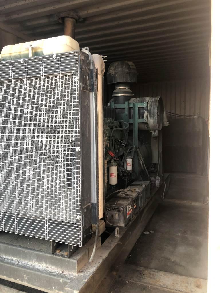 [Other] IMD  ECO40-1S/4 (Volvo Penta) 400KVA, Dieselgeneratorer, Entreprenad