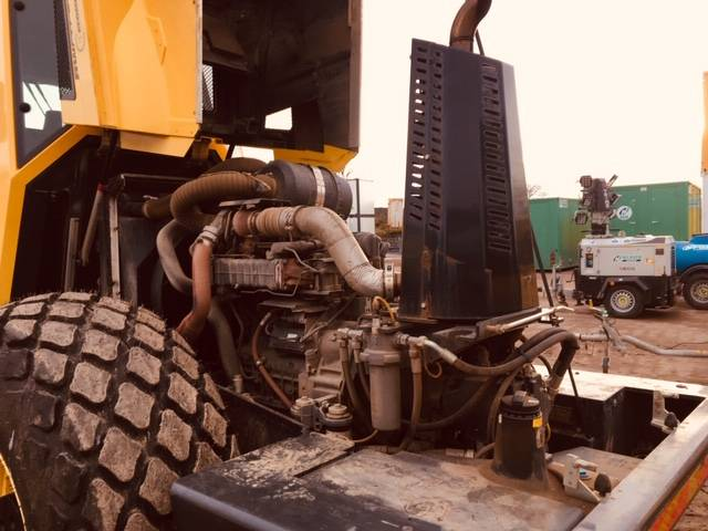 Bomag BW216 DH-4i, Single drum rollers, Construction