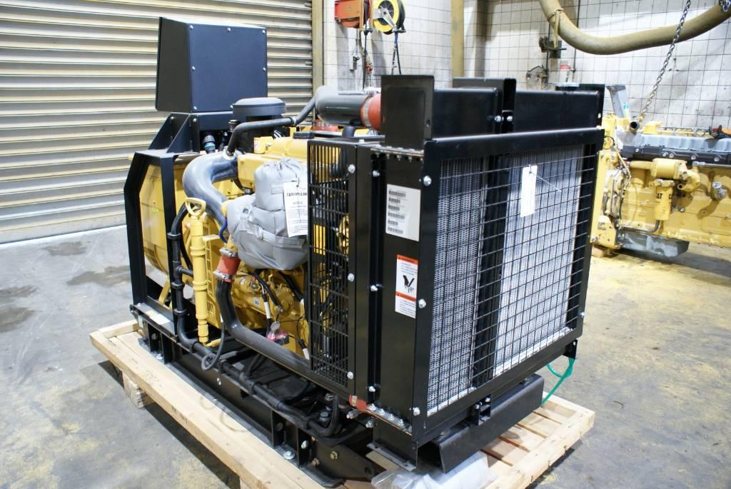 Caterpillar C4.4 - Marine Generator Set 123 kVa - DPH 104163, Marine auxiliary engines, Construction