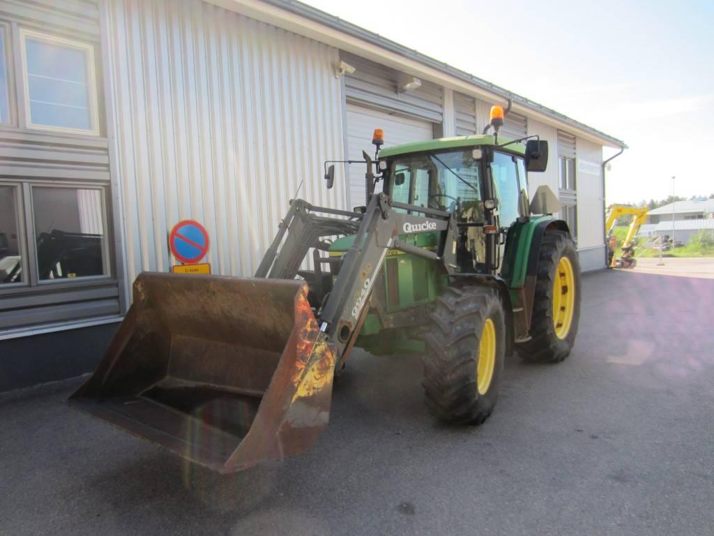 John Deere 6210 SE, Traktorit, Maatalous