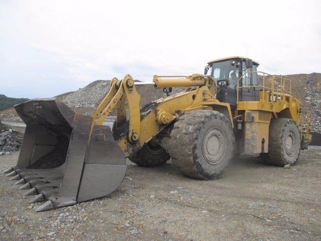 CAT 988H  L274, Wheel Loaders, Construction Equipment