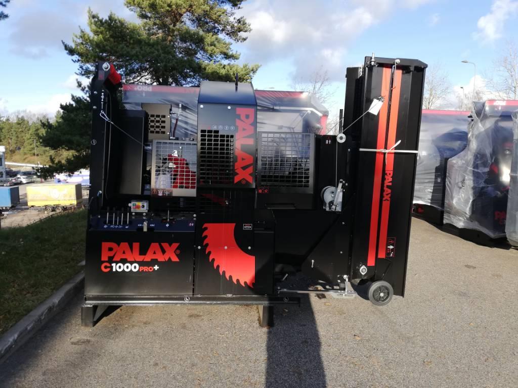 PALAX C1000 PRO+, Puulõikurid ja halumasinad, Metsandus