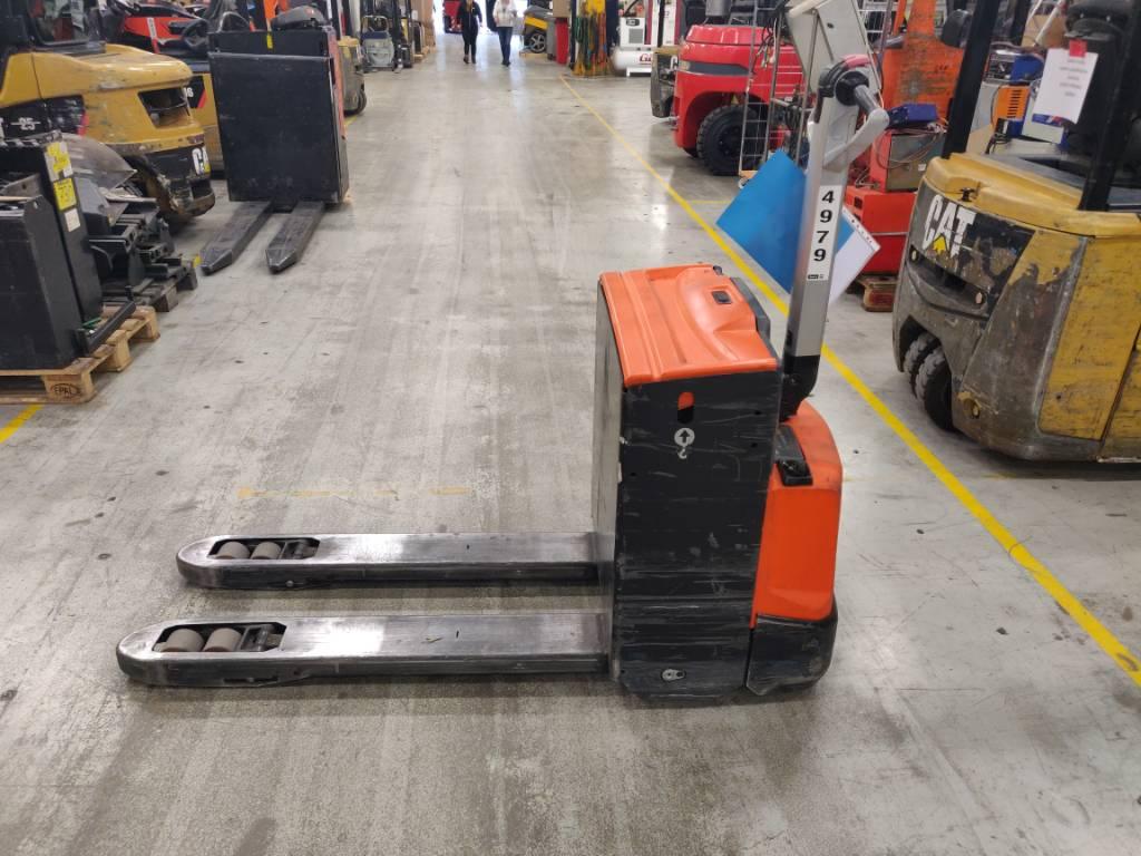 Rocla TWS 16, Lavansiirtotrukit, Materiaalinkäsittely