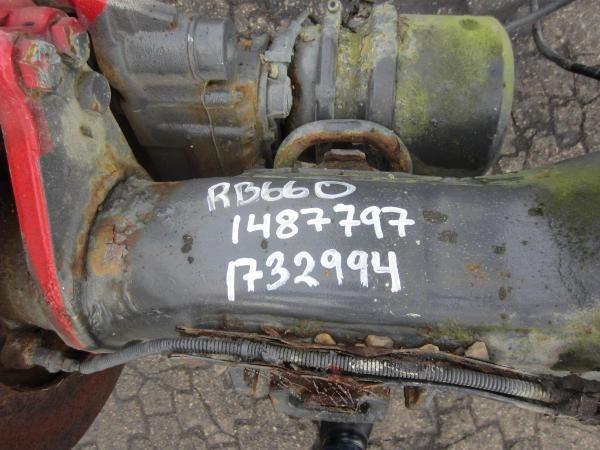 SCANIA ADA1300 / RB660 AXELHOUSE, Aksler, Transport