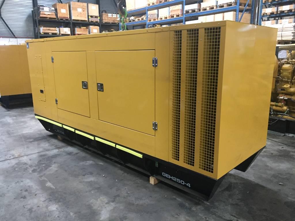 Olympian GEH 250 - Generator set - 250 kVA - DPH 106393, Diesel Generators, Construction