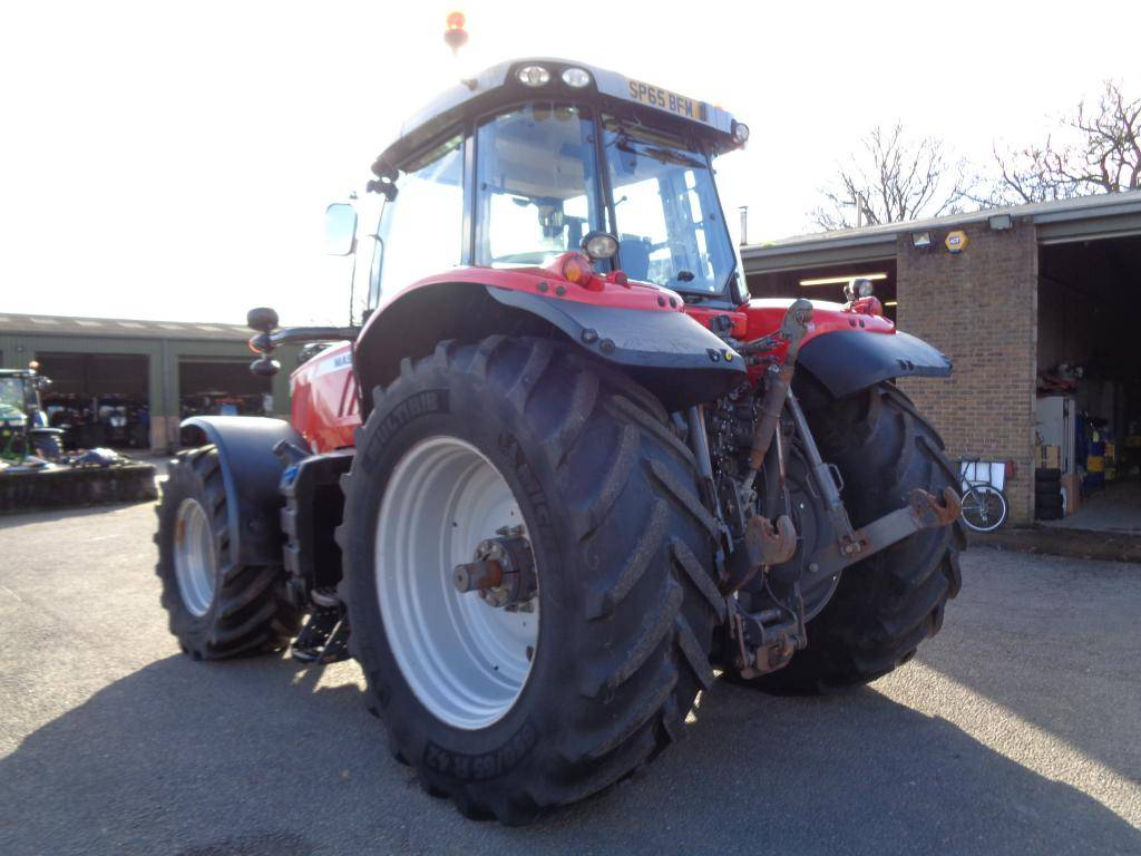 Massey Ferguson 7726 Dyna 6, Tractors, Agriculture