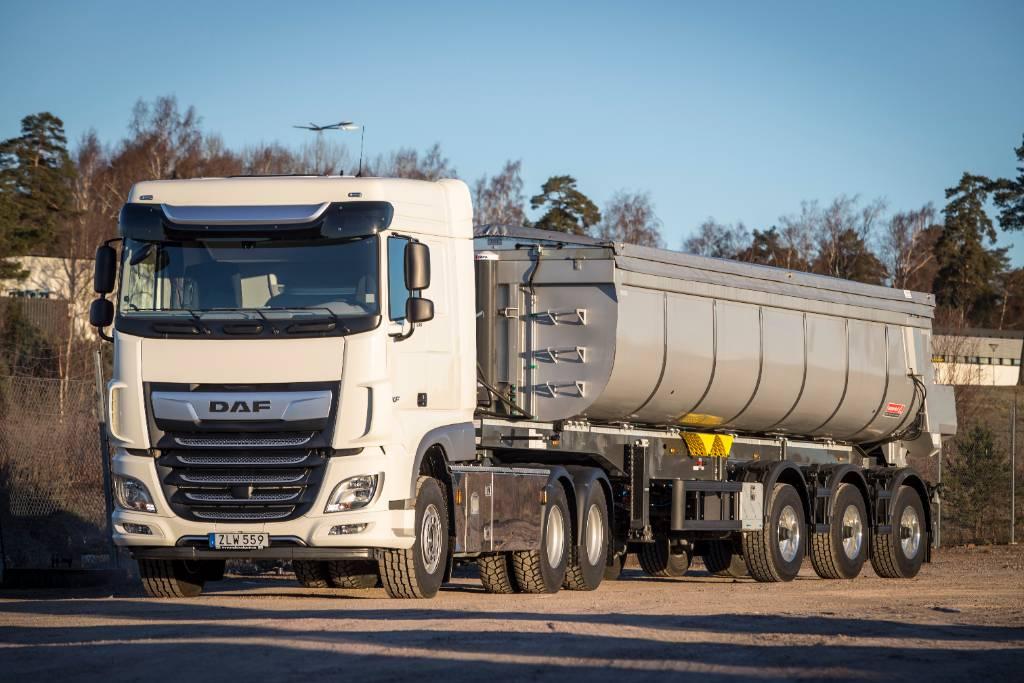 DAF XF FTT 530 - Ogaard byggnation, Conventional Trucks / Tractor Trucks, Trucks and Trailers