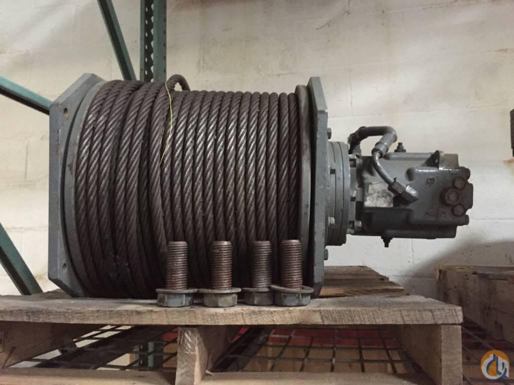 Manitowoc 222, Crane Parts and Equipment, Construction Equipment