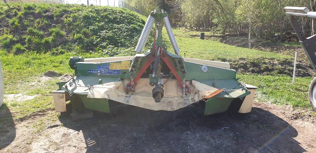 Krone F 320 CV, Muljurniidukid, Põllumajandus