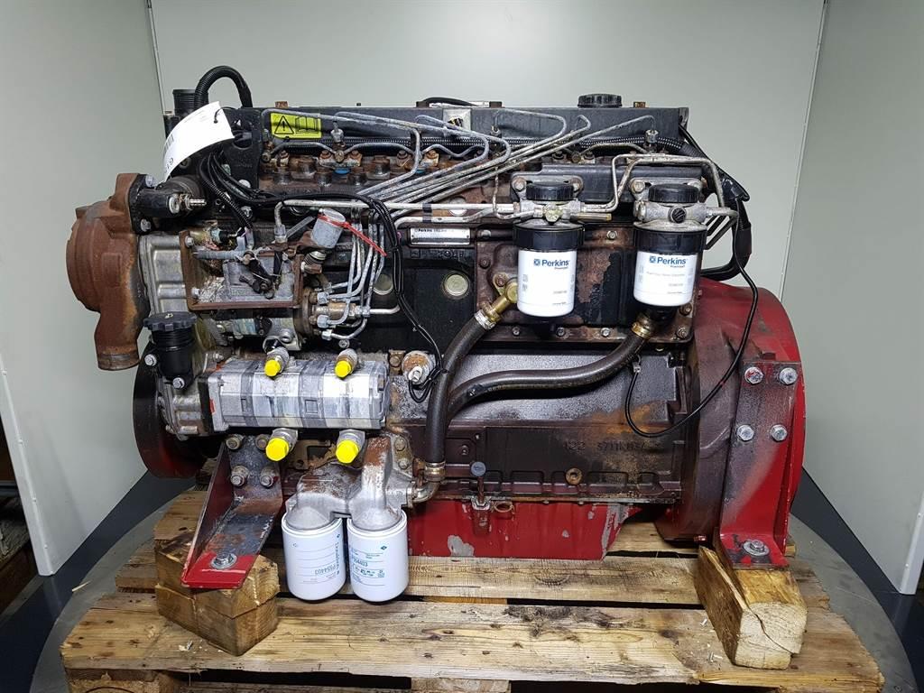Perkins 1006-6T - Engine/Motor