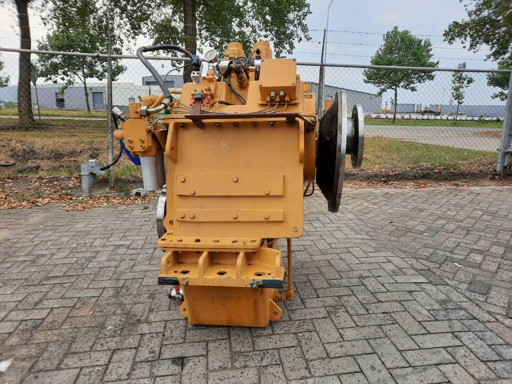 Reintjes WAF663 - 5.044:1 - 1020kW1600RPM - Used - DPH10660, Transmissions, Construction