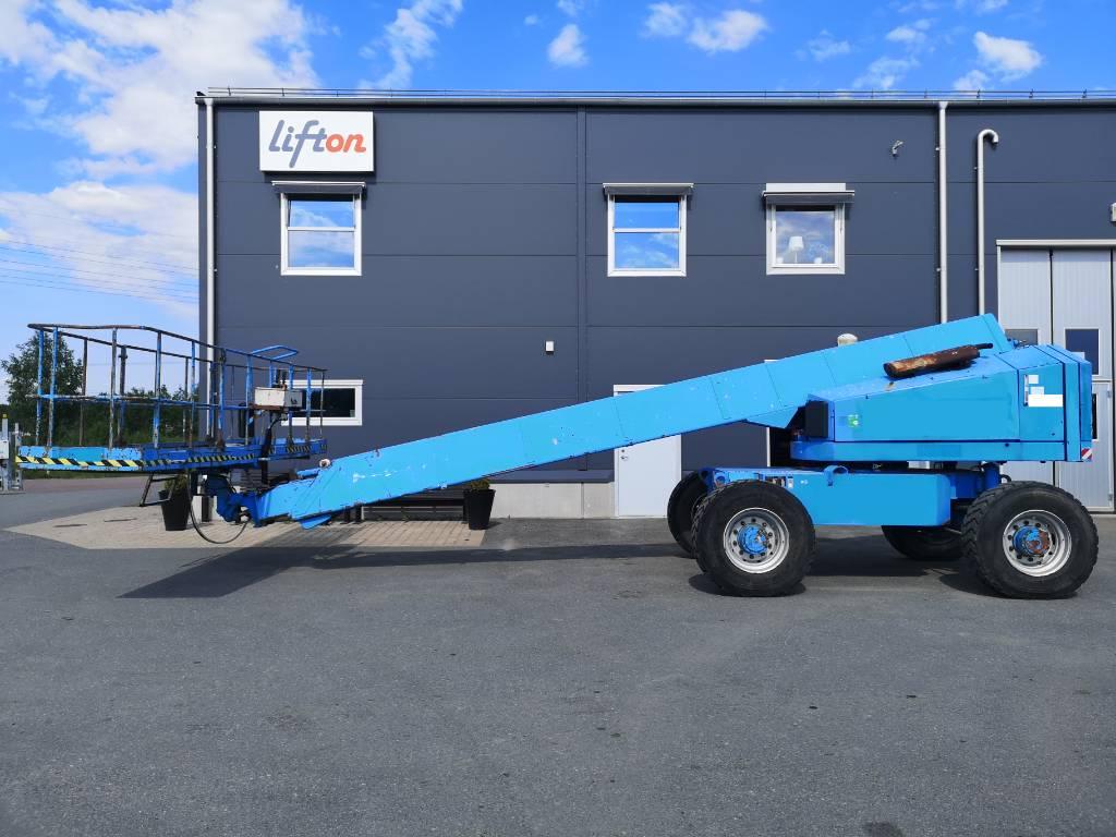 Liftlux TL 2100 2J, Bomliftar, Entreprenad