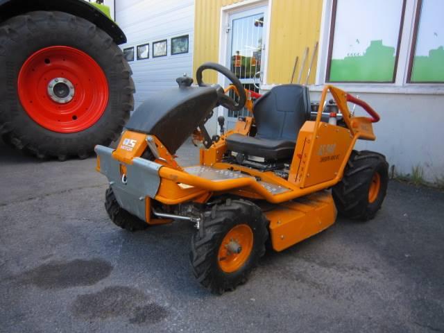 As-Motor SHERBA 940, Sodo traktoriukai-vejapjovės, Aplinkos tvarkymas