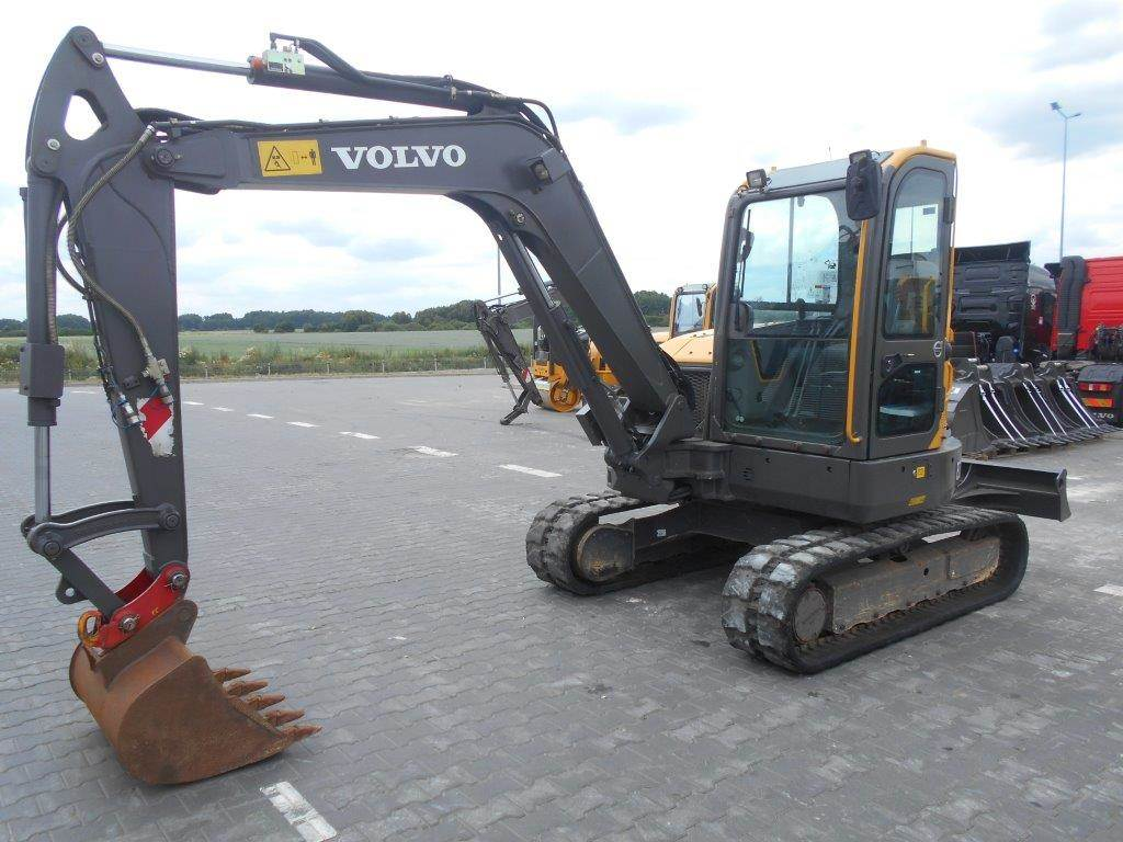 Volvo ECR58D - Mini excavators < 7t (Mini diggers