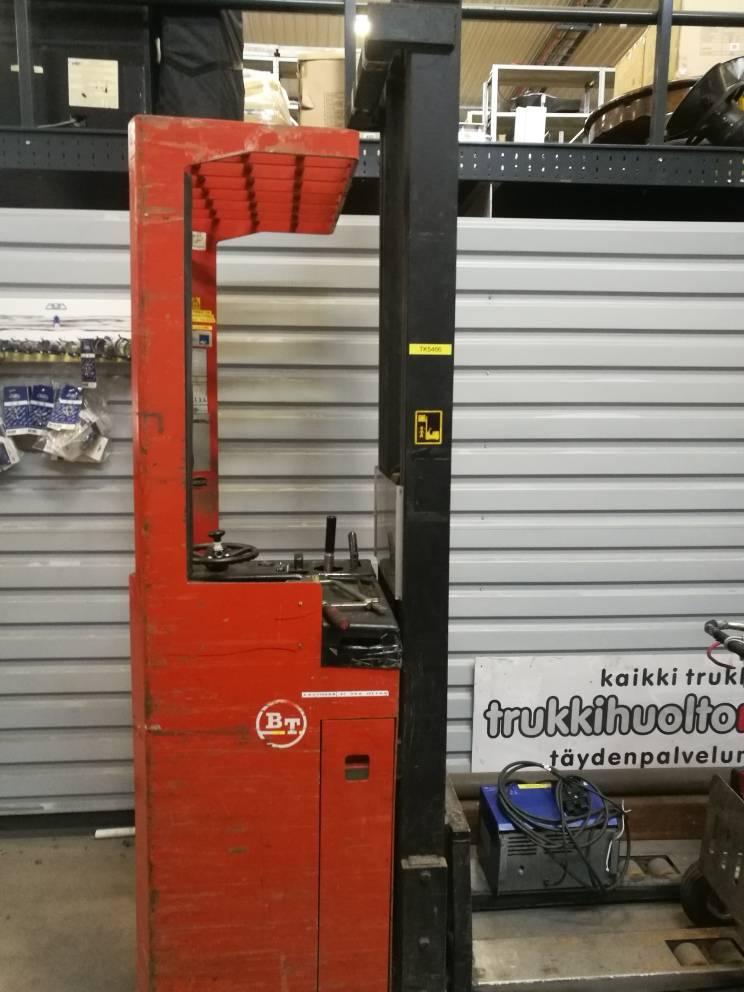 BT SPS 1200/1, Sähkötrukit, Materiaalinkäsittely