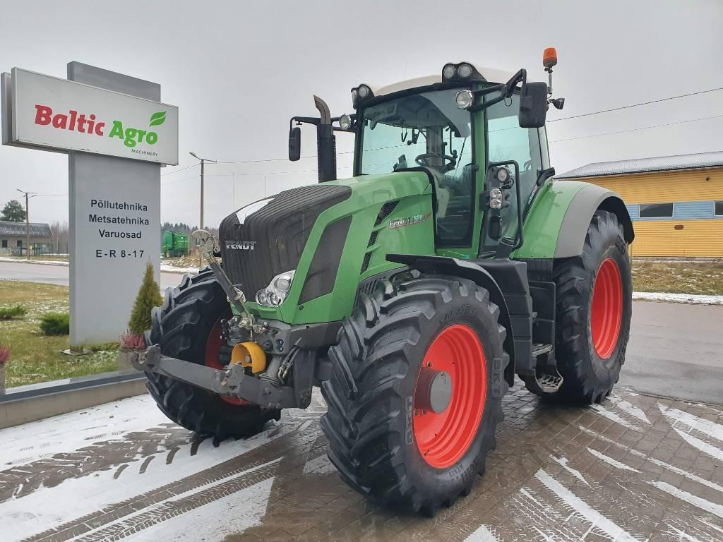Fendt 828 Profi Plus, Traktorid, Põllumajandus